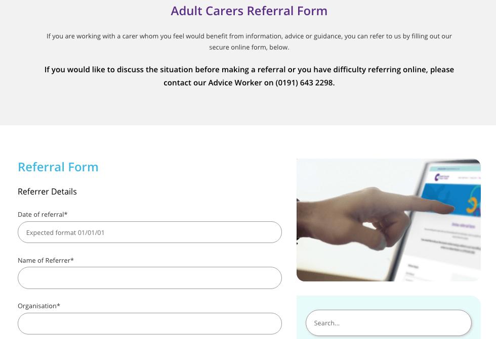 Adult-carer-referral-form